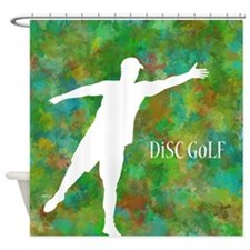 Disc Golf #1 Shower Curtain