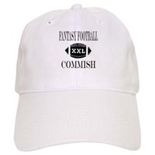Commish 3 Baseball Cap