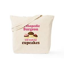 Orthopedic Surgeon Tote Bag