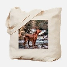 Irish Setter Art Tote Bag