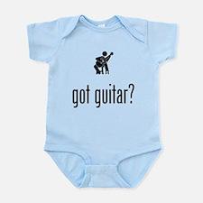 Classical Guitar Infant Bodysuit