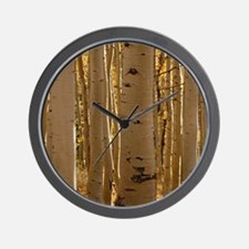 Aspens Wall Clock
