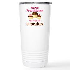 Nurse Practitioner Funny Travel Mug