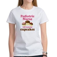 Pediatric Nurse Funny Tee
