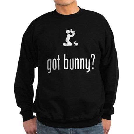 Rabbit Lover Sweatshirt (dark)