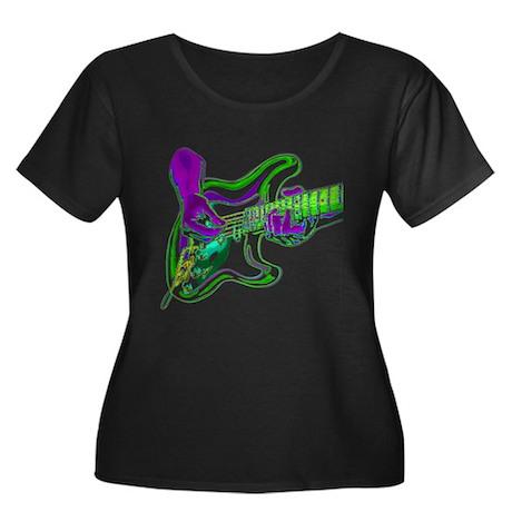 Neon Picker 2 Plus Size T-Shirt
