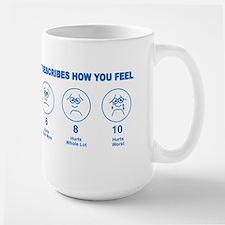 Pain Ceramic Mugs
