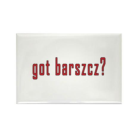 got barszcz? Rectangle Magnet