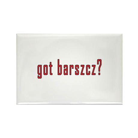got barszcz? Rectangle Magnet (10 pack)