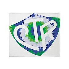 Tie Dye LDS CTR Ring Shield Blue Green Stadium Bl