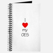 I Love My OES Journal