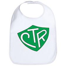 CTR Ring Shield Green Bib