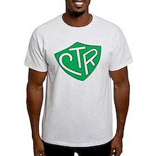 CTR Ring Shield Green T-Shirt