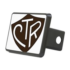 CTR Ring Shield Black Hitch Cover