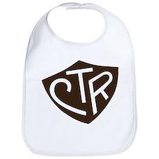 CTR Ring Shield Black Bib