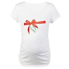 Christmas bow and tag Shirt