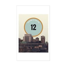 Summer In The City Decal
