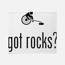 Wheelchair-Curling-AAL1.png Throw Blanket