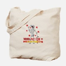 Megahurts Tote Bag