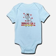 Megahurts Infant Bodysuit