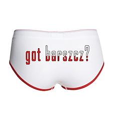 got barszcz? Flag Women's Boy Brief