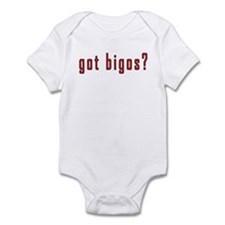 got bigos? Infant Bodysuit