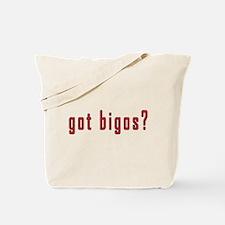 got bigos? Tote Bag