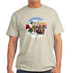 Treat - 4 Cavaliers Light T-Shirt