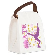 Unique Girls Canvas Lunch Bag