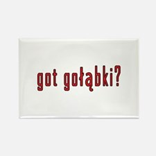 got golabki? Rectangle Magnet