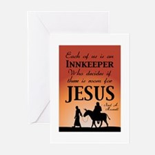 Innkeeper Greeting Cards (Pk of 20)
