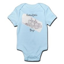Grandpa's Boy Infant Bodysuit