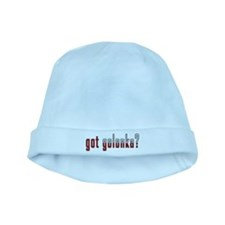 got golonka? Flag baby hat