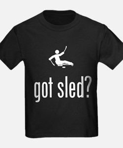 Sled Hockey T