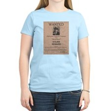 Al Capone Wanted Poster T-Shirt