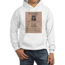 Al Capone Wanted Poster Jumper Hoody