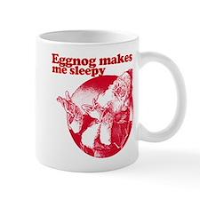 eggnog makes me sleepy Mug