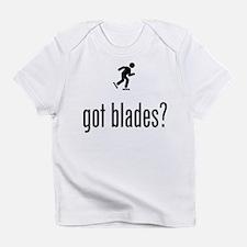 Roller Blading Infant T-Shirt