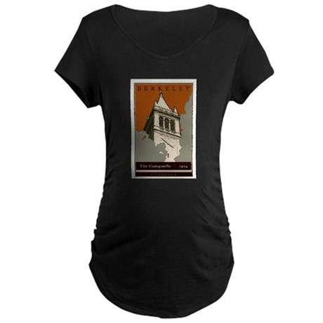 Berkeley Maternity Dark T-Shirt