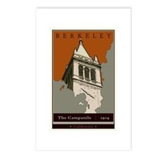 Berkeley Postcards (Package of 8)
