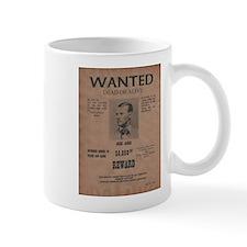 Jesse James Wanted Poster Mug