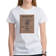 Jesse James Wanted Poster Tee