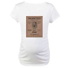 Jesse James Wanted Poster Shirt