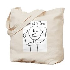 Mental Floss Tote Bag