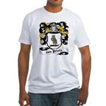 Von Printz Coat of Arms Fitted T-Shirt