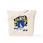 Von Bergen Coat of Arms Tote Bag