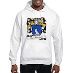 Von Bergen Coat of Arms Hooded Sweatshirt