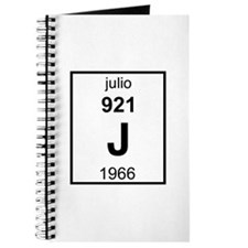 Element J Julio Journal