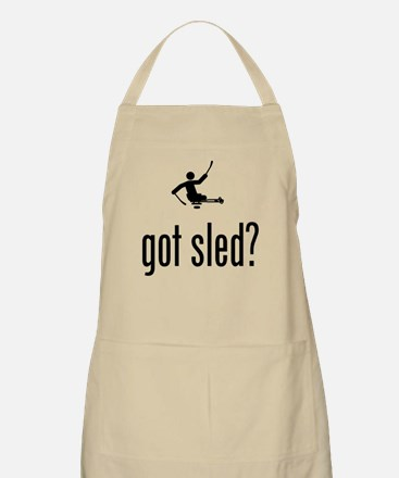Physically Challenged Sled Hockey Apron