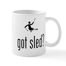 Physically Challenged Sled Hockey Mug